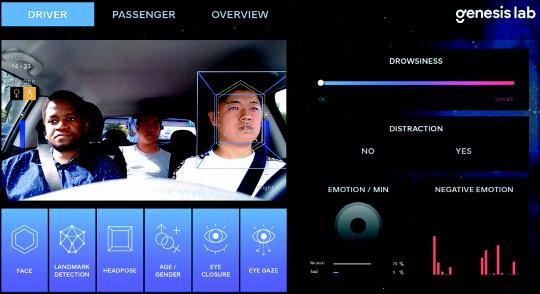 운전자 감정 분석해 노래 추천… 음주운전 감지까지 도전